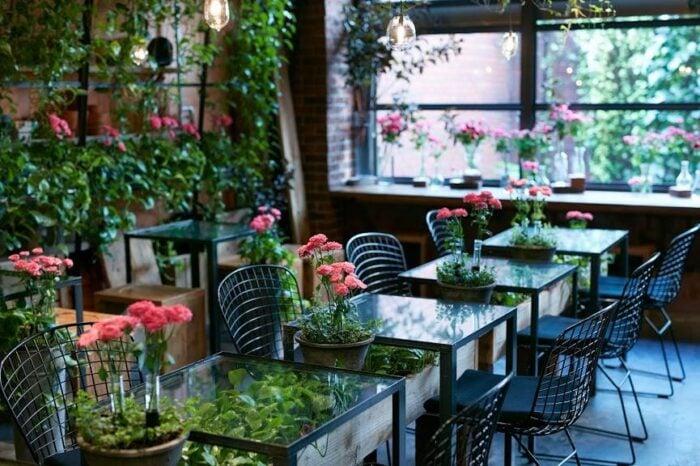 東京花草系咖啡店-teahouse