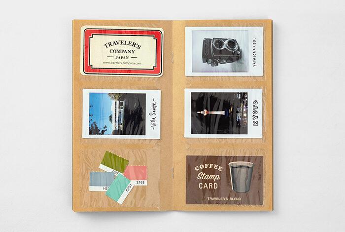 TRAVELER'S notbook Refill Card File/リフィルカードファイル
