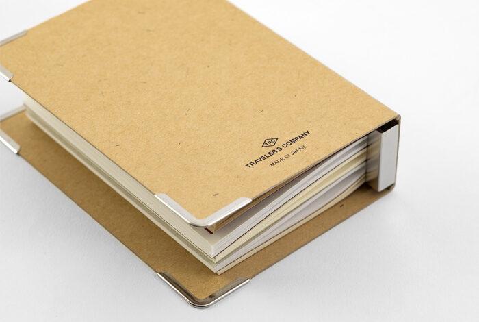 TRAVELER'S notbook Passport Size Refill Binder/パスポートサイズ リフィル用バインダー