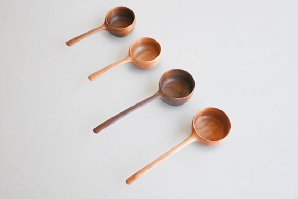 「椿井木工舎 」手工餐具