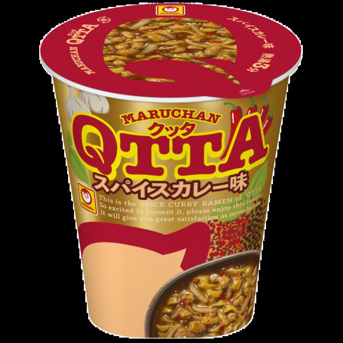 MARUCHAN QTTA香料咖哩味