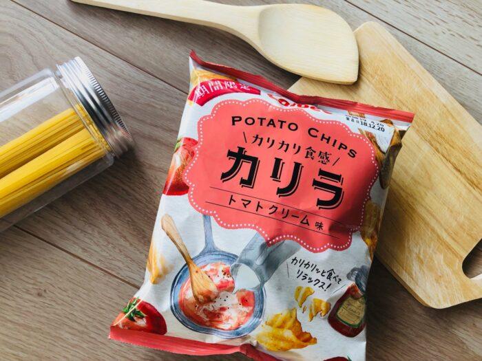 POTATO CHIPS KARIRA 番茄奶油味