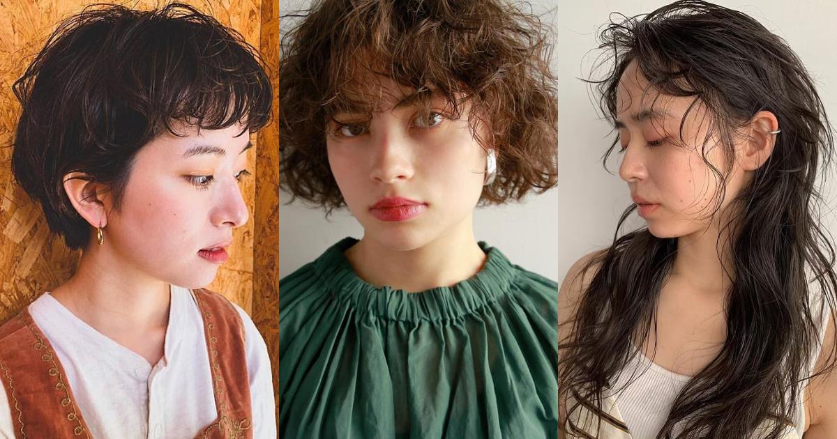 東京人氣髮廊「nanuk」的夏日髮型推薦!捲度就是本季的造型必勝點