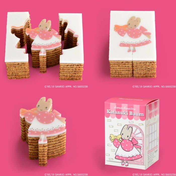 三麗鷗年輪蛋糕