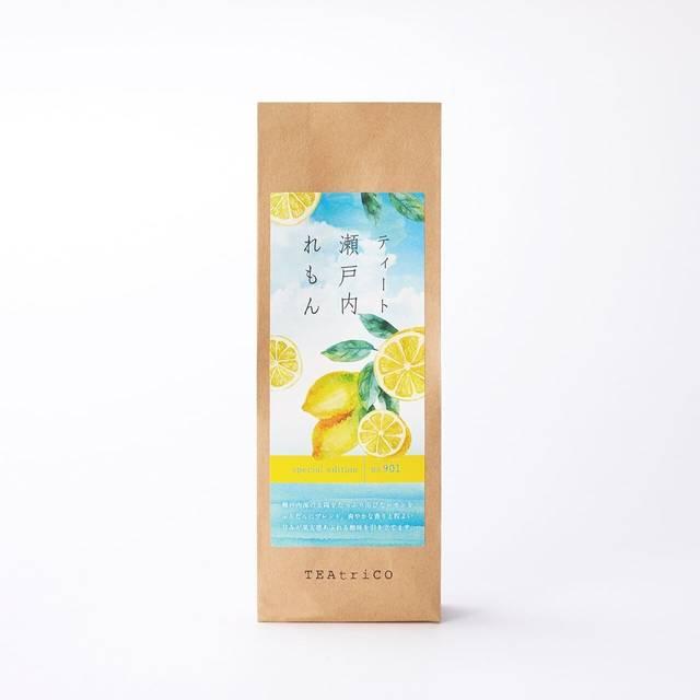 『瀨戶內檸檬果茶』  50g