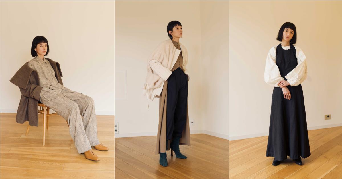 CLANE 2019 秋冬系列,發揮設計讓造型用最純粹的方式表現時尚