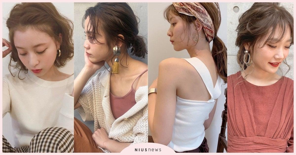 過渡期的瀏海好困擾!4 個日本女生的「前髮整理術」給正在留長瀏海的你參考