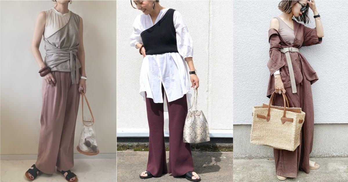 日本女生本季都購入這一款!快用「單肩背心」穿搭出搶眼的不對襯造型印象