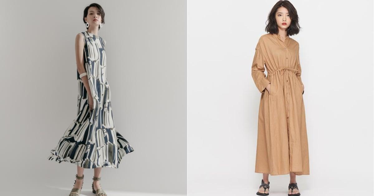 休日最適合穿搭的洋裝選擇!清爽飄逸又能拉長線條的單品 3 選