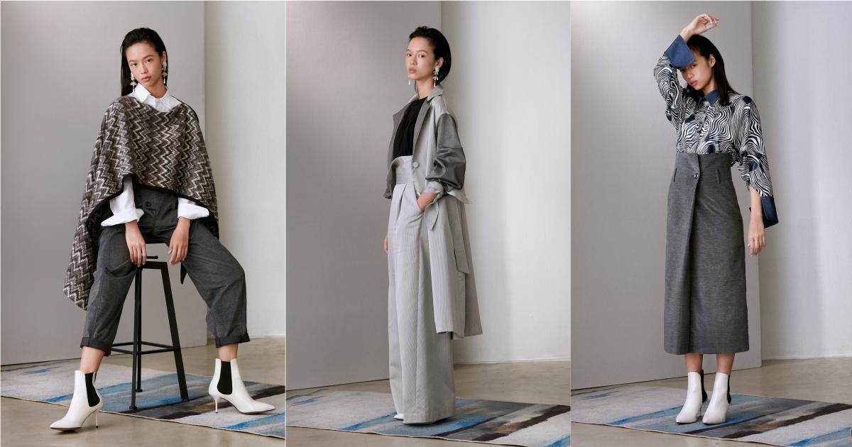 遊走真實與虛幻之間,台灣設計師品牌 Yibo 2019 秋冬系列上市