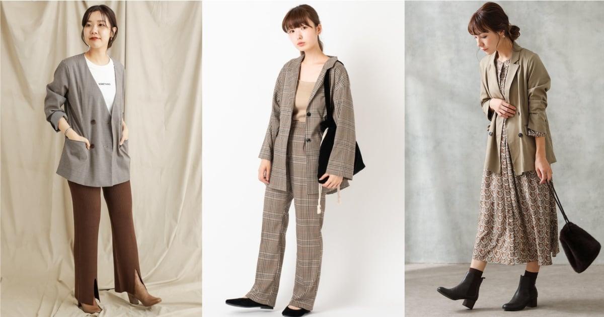 下班後赴約穿搭也合適!通勤女生就要懂「西裝外套」的百搭個性魅力