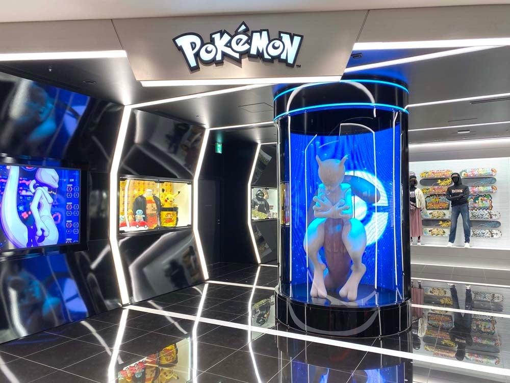 全新進化寶可夢專賣店!【澀谷】「Pokémon Center SHIBUYA」 訓練師快來朝聖!