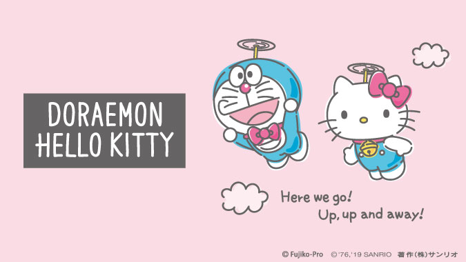 當Hello Kitty變成哆啦A夢? 哆啦A夢x Kitty超強聯名資訊總整理