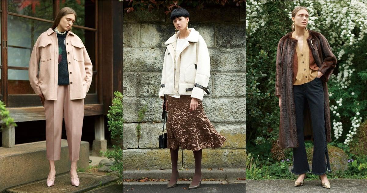 輕華麗的冬日衣著就交給 Ameri VINTAGE!用時髦感的骨董美提升優雅品味