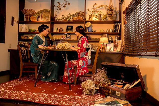 「和服體驗」:日本8個適合和服的景點