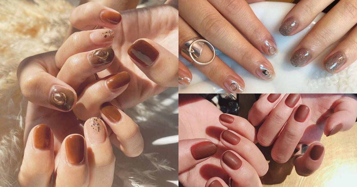 在指尖點綴冬日情懷!2020 日本女生最當季的指彩搶先了解