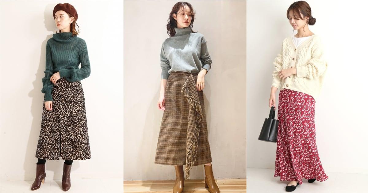 不厚重的顯瘦裙裝這樣選!經典花色搭配剪裁就能打造理想女人味身材