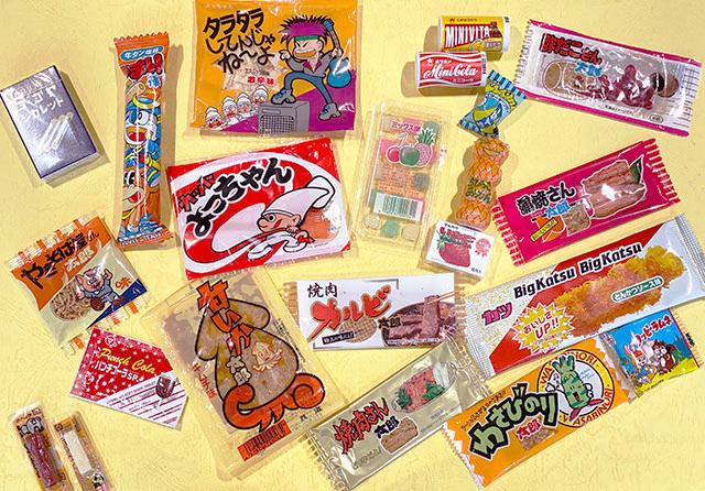 500日圓可以買到多少零食?到東京超便宜的「二木的菓子」挑戰看看