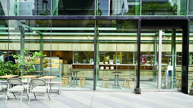 全東京唯一!【池袋】附設自家烘焙坊的「猿田彥珈琲」 文青咖啡遇上現烤麵包