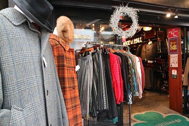 古著專家告訴你!【高圓寺】10家最時尚的古著店