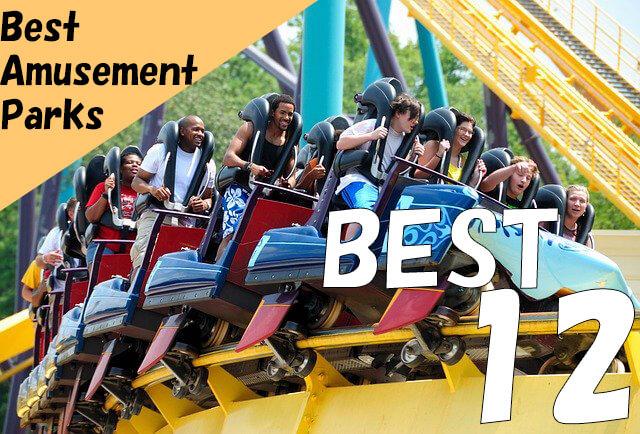 推薦12座日本主題遊樂園,無論大人小孩都能玩得適得其所